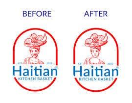 #69 para Create a Logo for a packaged food item por BappyDesigner