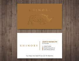 Nro 589 kilpailuun Business Card Design käyttäjältä Nure12