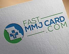 #470 untuk Logo Design Contest FastMMJCard.com oleh Sh0wr0bH0ssain