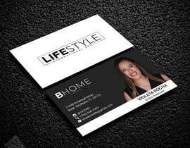 #555 untuk Business Card Design - Violet Rocha oleh kailash1997