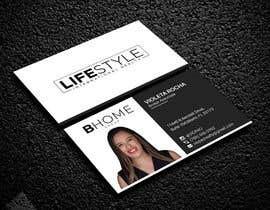 #559 untuk Business Card Design - Violet Rocha oleh kailash1997