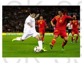 #43 cho Soccer photoshop bởi izhan56