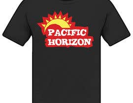 #7 untuk Design a custom T-Shirt for Pacific Horizon oleh marioseru