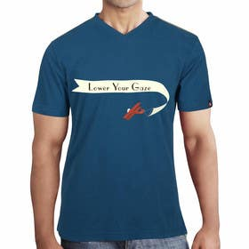 #21 untuk Design a T-Shirt as a Walking Reminder oleh squirrel1811