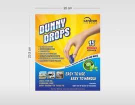 nº 4 pour DUNNY DROPS PACKAGING CONCEPTS par fachrydody87