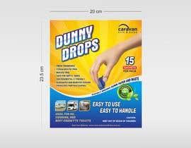 nº 5 pour DUNNY DROPS PACKAGING CONCEPTS par fachrydody87