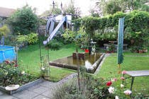Graphic Design Contest Entry #2 for Illustration Design for koi pond and garden