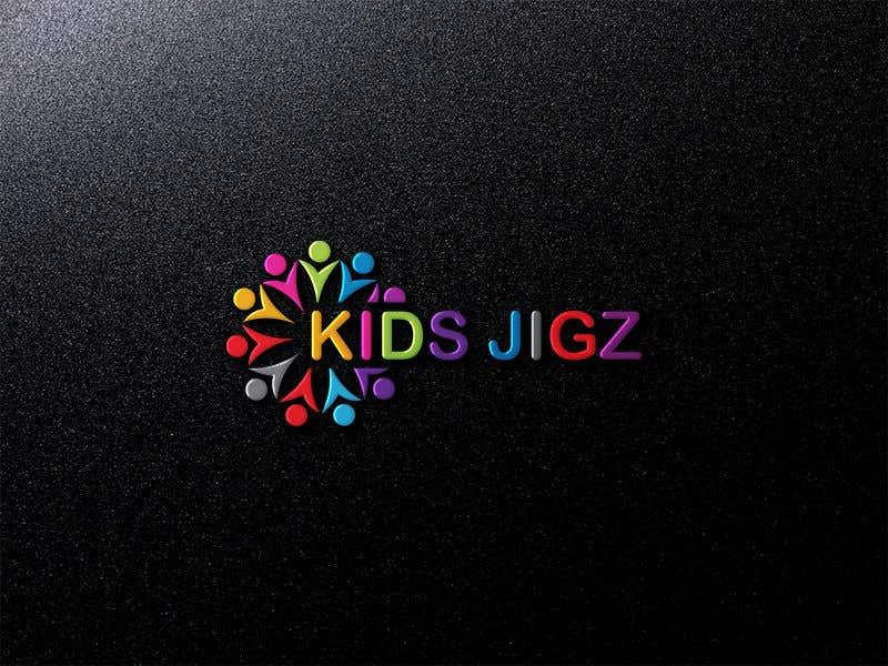 Contest Entry #                                        320                                      for                                         Kidz Puzzles (Logo Design)