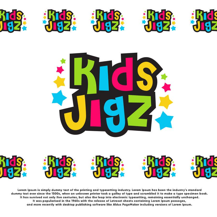 Contest Entry #                                        705                                      for                                         Kidz Puzzles (Logo Design)