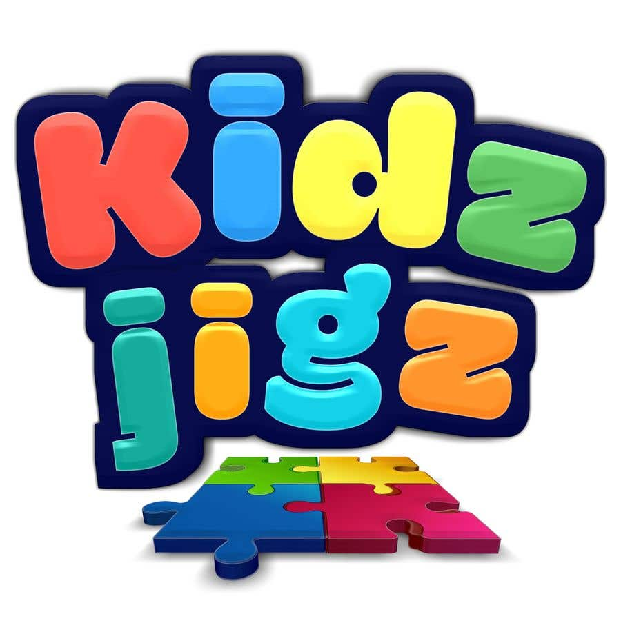 Contest Entry #                                        521                                      for                                         Kidz Puzzles (Logo Design)