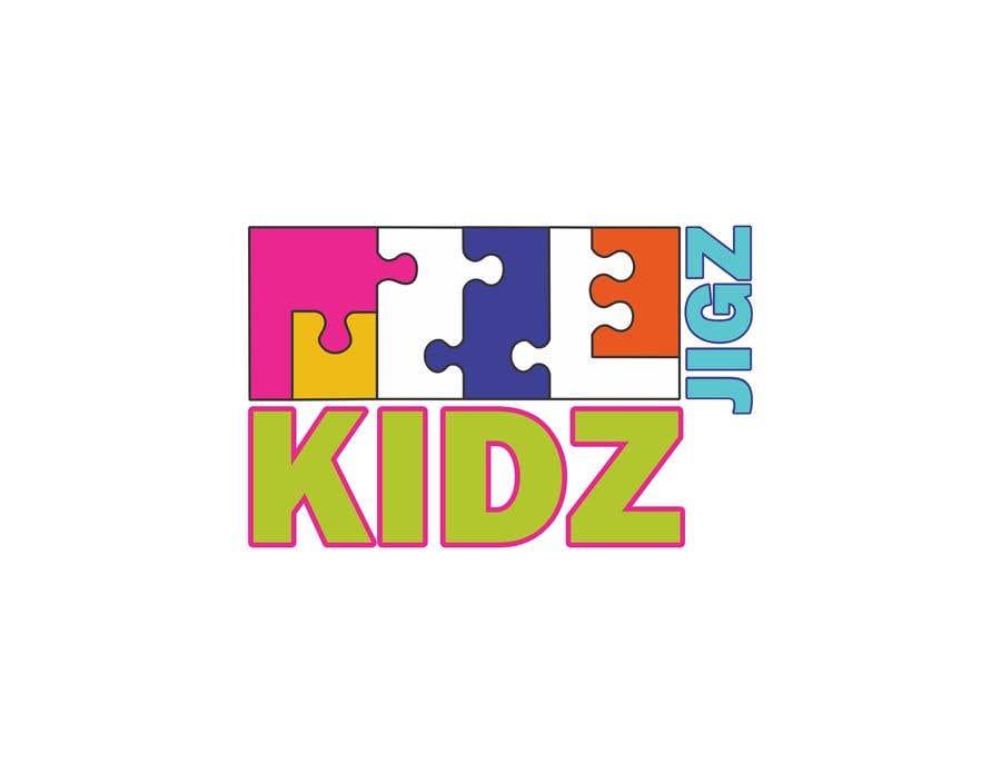 Contest Entry #                                        487                                      for                                         Kidz Puzzles (Logo Design)