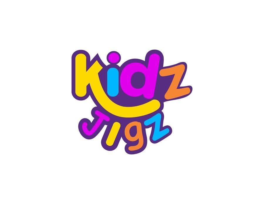 Contest Entry #                                        593                                      for                                         Kidz Puzzles (Logo Design)