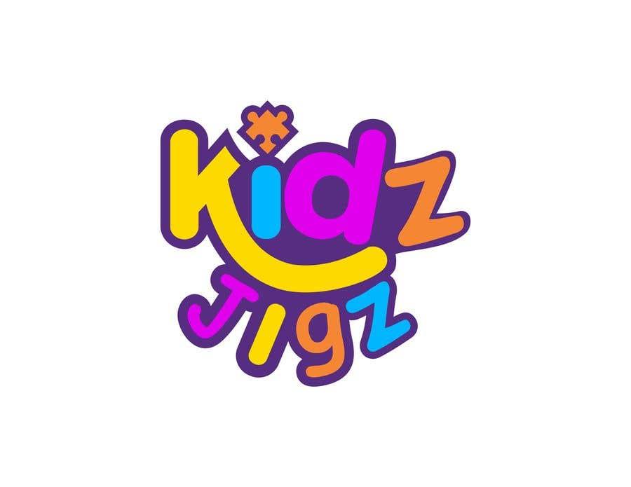 Contest Entry #                                        616                                      for                                         Kidz Puzzles (Logo Design)