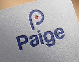#1 for Concevez un logo for Paige Inc by donmute