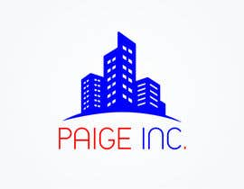 #38 for Concevez un logo for Paige Inc by adityagombhar