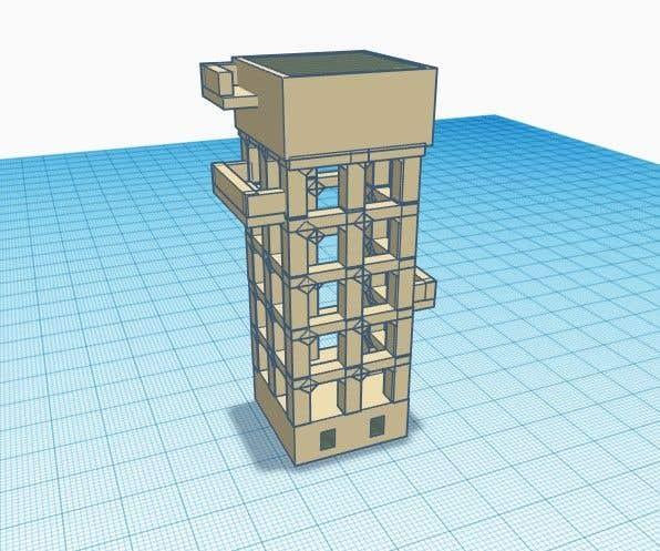 Konkurrenceindlæg #                                        4                                      for                                         3D modeling, not very detailed designing - 23/11/2020 11:44 EST