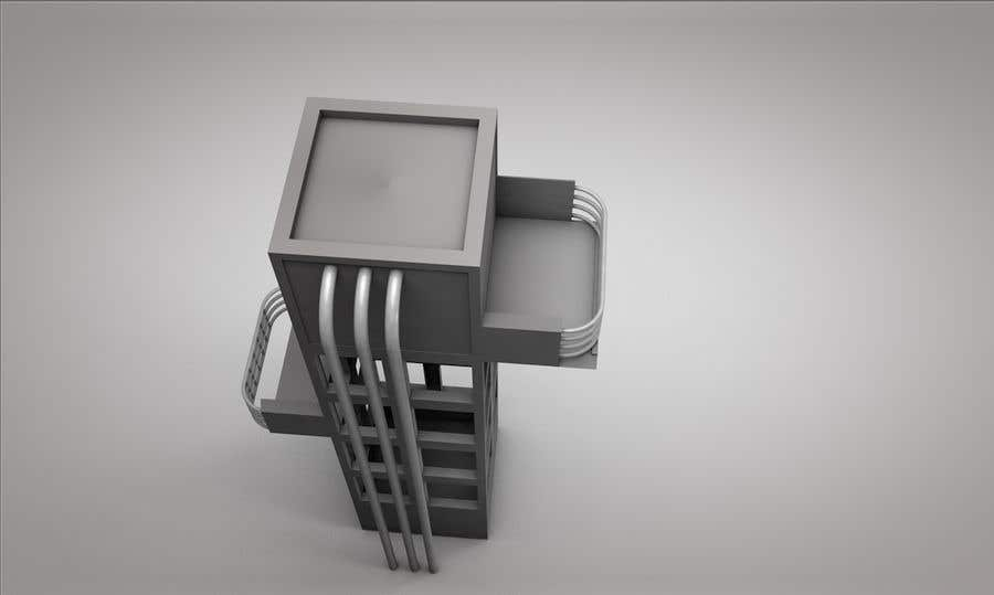 Konkurrenceindlæg #                                        12                                      for                                         3D modeling, not very detailed designing - 23/11/2020 11:44 EST