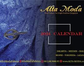 #40 for Create a 2021 Desk Calendar by prosenjitsaha542