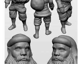 #9 for 3d character design by paezmiguel569
