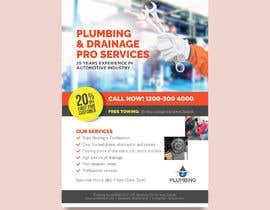 Nro 5 kilpailuun Drainage machine ad A5 portrait käyttäjältä ANUPAM907