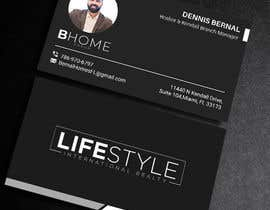 #431 for Dennis Bernal - Business Card by kailash1997