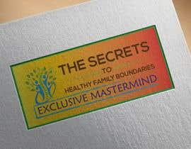 Nro 96 kilpailuun Logo for Mastermind web event käyttäjältä mjobair02