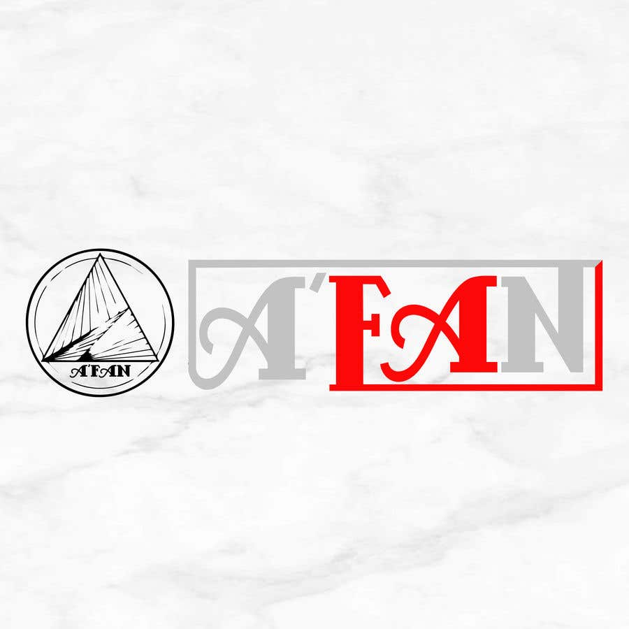 Kilpailutyö #                                        121                                      kilpailussa                                         Need a professional design brand  A'FAN