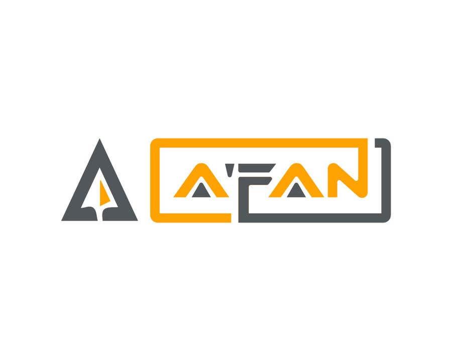Kilpailutyö #                                        123                                      kilpailussa                                         Need a professional design brand  A'FAN
