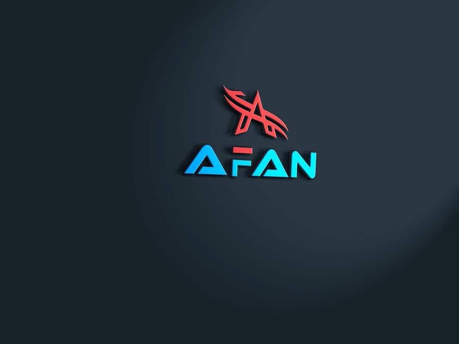 Kilpailutyö #                                        42                                      kilpailussa                                         Need a professional design brand  A'FAN