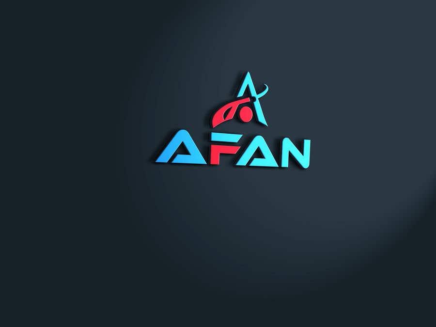 Kilpailutyö #                                        43                                      kilpailussa                                         Need a professional design brand  A'FAN