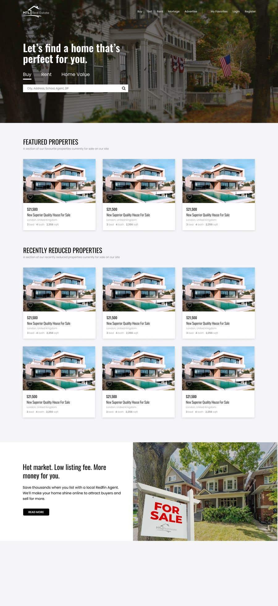 Kilpailutyö #                                        94                                      kilpailussa                                         MTL Real Estate