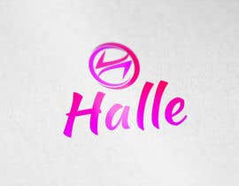#123 for Design a logo for HALLE - Diseñar un logo para HALLE by emilitosajol