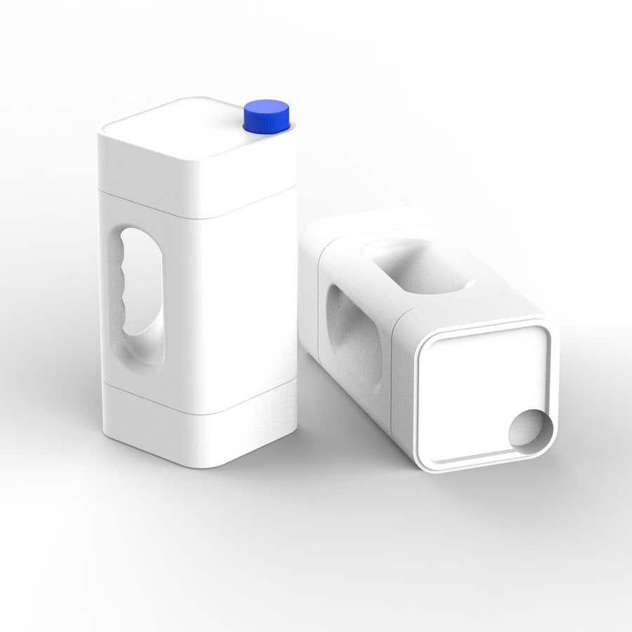 Конкурсная заявка №                                        82                                      для                                         3D Design - Detergent Bottle