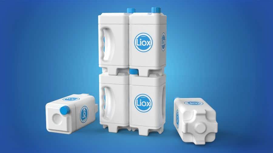 Конкурсная заявка №                                        60                                      для                                         3D Design - Detergent Bottle