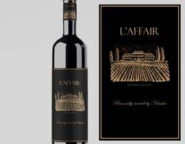#21 для Wine Label Design от Therealmaztool