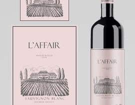 #23 для Wine Label Design от Therealmaztool