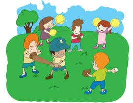 #25 for Illustration for Preschool activities for KIDS. af xixoseven