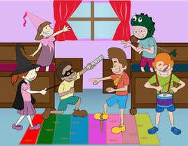 #33 for Illustration for Preschool activities for KIDS. af HackGate