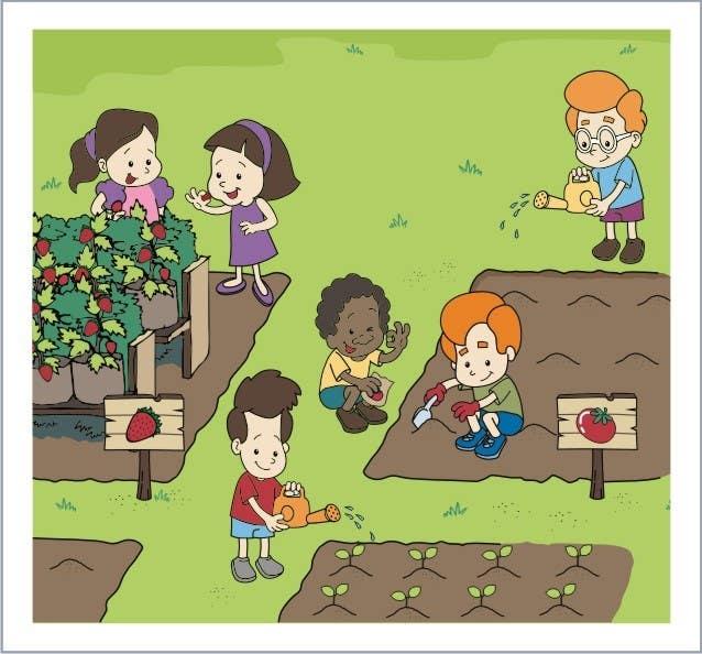Bài tham dự cuộc thi #                                        34                                      cho                                         Illustration for Preschool activities for KIDS.