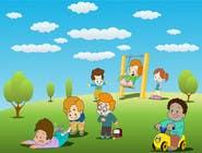 Graphic Design Konkurrenceindlæg #11 for Illustration for Preschool activities for KIDS.