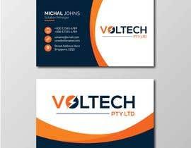 #72 untuk Logo design and business card design required oleh rhasandesigner