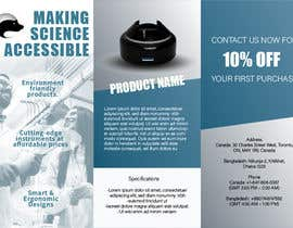 #14 for Design a product brochure by Everlucent