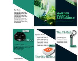 #20 for Design a product brochure by jithinantonyalen
