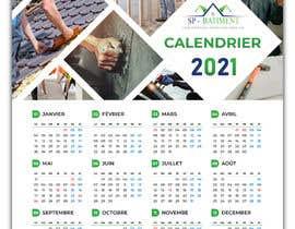 Nro 347 kilpailuun A4 format calendar 2021 käyttäjältä himelrafi101
