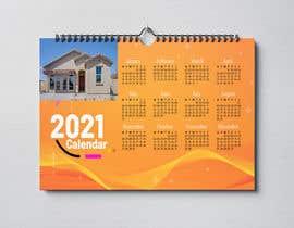 Nro 206 kilpailuun A4 format calendar 2021 käyttäjältä freelancersumo36