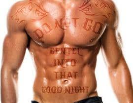 #12 for male tattoo design. af prosenjitsaha542