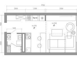 #6 untuk drawing of  futuristic looking office building oleh Sumaakter98858