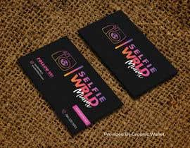 #45 for Selfie Wrld Business Cards af Pias101