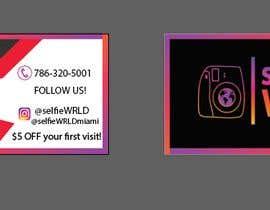 #33 for Selfie Wrld Business Cards af jasibahmad
