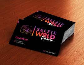 #78 for SelfieWRLD - Business Cards af Pias101